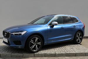 Volvo <em>XC 60 </em> R-design D4 190 KM AWD automat salon Polska, gwarancja, I właściciel, 2018r.