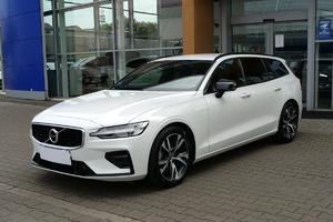 Volvo <em>V60 </em> D3 2.0l 150KM R-Design automat salon PL, gwarancja, I właściciel FV23%, 2019r.