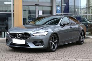 Volvo <em>S90 </em> D4 190 KM R-Design automat, salon PL, gwarancja, FV23%, 2019r.