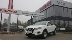 Nissan <em>Qashqai </em> 1,2(115KM) Visia/ SalonPl/Bezwypadkowy/Gwarancja/Po LIFCIE, 2017r.