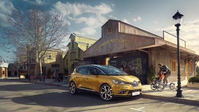 Premiera Nowe Renault SCÉNIC
