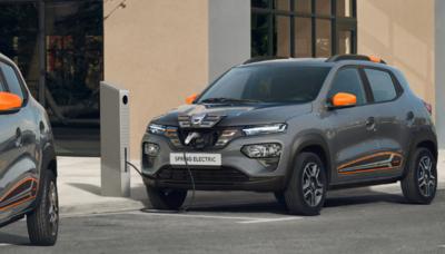 Nowa Dacia Spring Electric: PIONIER PRZYSTĘPNEJ MOBILNOŚCI ELEKTRYCZNEJ!
