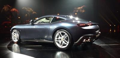 Premiera Ferrari Roma