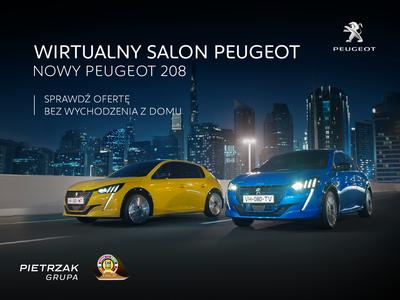 Wirtualny Salon Peugeot