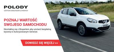 Poznań wartość swojego samochodu
