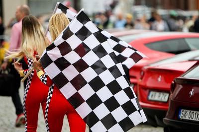 Ferrari Corsa Baltica 2017