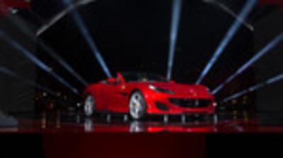 Premiera Ferrari Portofino....w Portofino