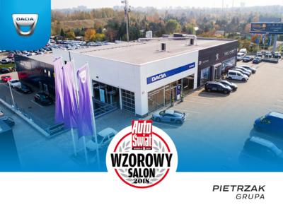 Dacia Katowice wzorowym salonem w rankingu Auto Świat