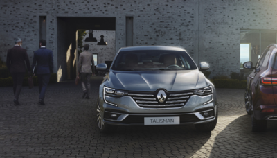 Już jest: Nowe Renault TALISMAN!