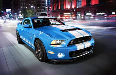 Ford Mustang - pól miliona konfiguracji przez Internet
