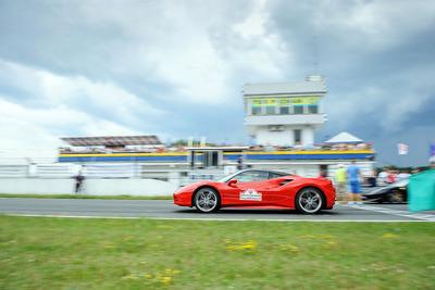Ferrari Katowice na Granturismo Polonia po raz piąty