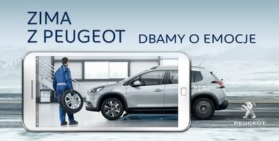 Zima z Peugeot Pietrzak