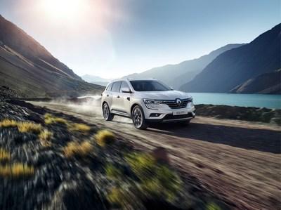 Nowe Renault KOLEOS - już w sprzedaży!
