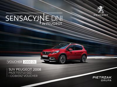 Sensacyjne dni w Peugeot