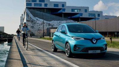Nowe Renault ZOE z rabatem do 30 000 zł!