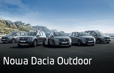 Nowa Dacia Outdoor