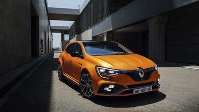 Nowe Renault Megane RS