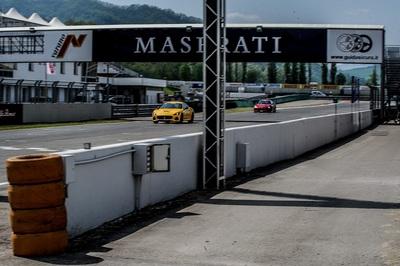 Szkolenie Master Maserati 2018
