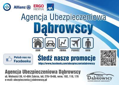 Agencja Ubezpieczeniowa Dąbrowscy