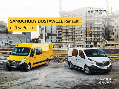 Samochody dostawcze Renault nr 1 w Polsce