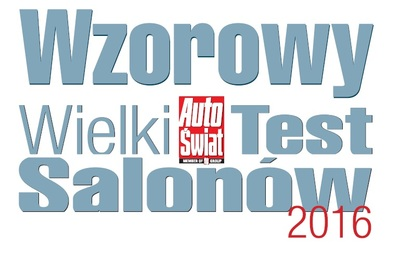 Salon Renault Dąbrowscy z Zabrza Wzorowym Salonem 2016 według Testu Auto Świat.