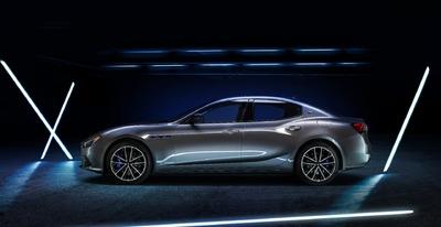 Nowe Ghibili Hybrid: pierwszy zelektryfikowany model w historii Maserati