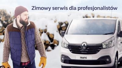 Dbaj o swój samochód dostawczy
