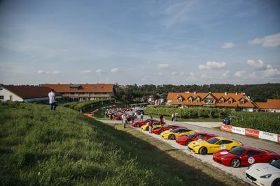 Ferrari Corsa Baltica 2016