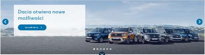Dacia otwiera nowe możliwości