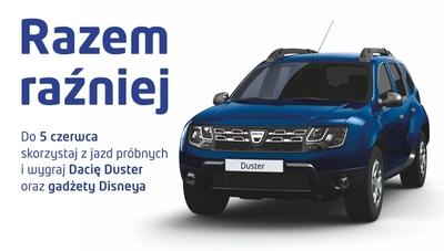 """KONKURS """"Dacia Piknik 2017"""""""