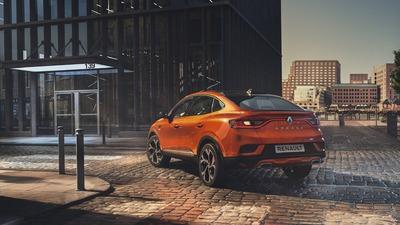 Renault prezentuje: Nowe Renault Arkana