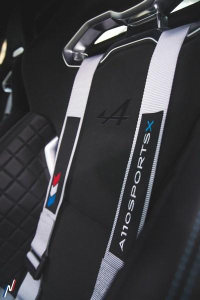 Nowa koncepcja: Alpine A110 SportsX