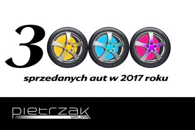 SPRZEDALIŚMY JUŻ 3000 NOWYCH SAMOCHODÓW W 2017 ROKU!