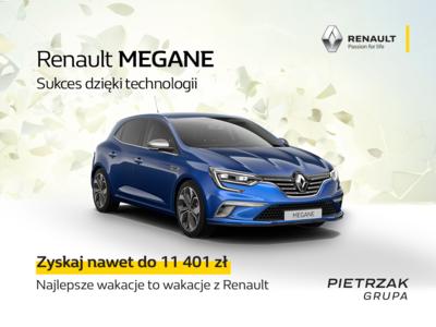 Najlepsze wakacje z Renault!