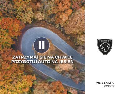 Jesień z Peugeot!