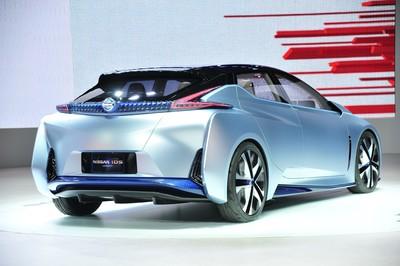 Nissan na Salonie Samochodowym w Genewie