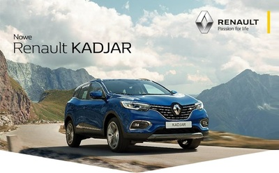 Poznaj Nowe Renault KADJAR