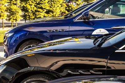 Włoski czwartek w Maserati