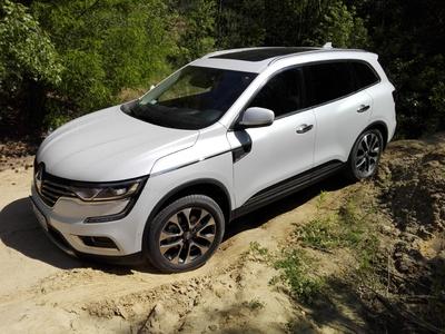 Nowe Renault KOLEOS