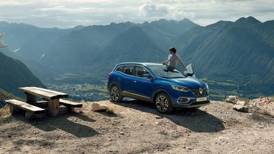 Renault przedstawia: NOWE RENAULT KADJAR