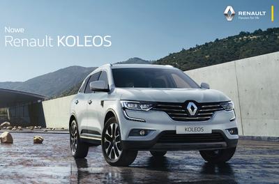 Nowy Renault Koleos
