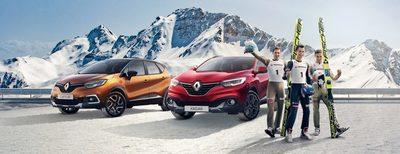 Zimowa promocja Renault