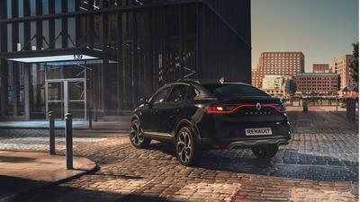Otwieramy zamówienia na Renault ARKANA
