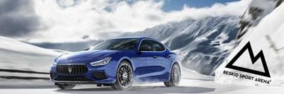 Weekend z Maserati na Beskid Sport Arena