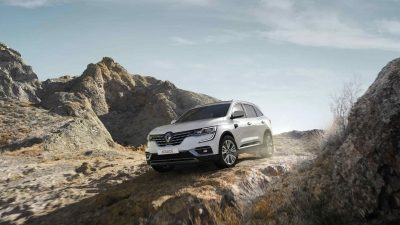 Renault prezentuje: Nowe Renault KOLEOS