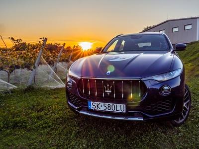 Kawalkada Maserati Pietrzak 2017