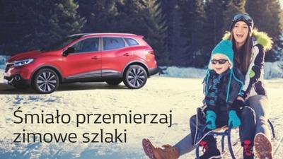 Zima w Serwisie Renault Auto Spektrum