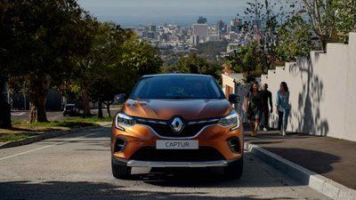 Już jest! Nowe Renault CAPTUR