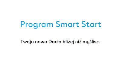 Program Smart Start - przyjazne finansowanie
