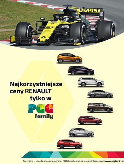 Renault w PGG Family